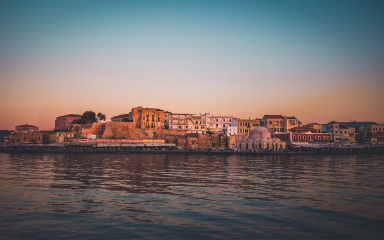 Nadia Themis Blog - Chania, Crete, summer