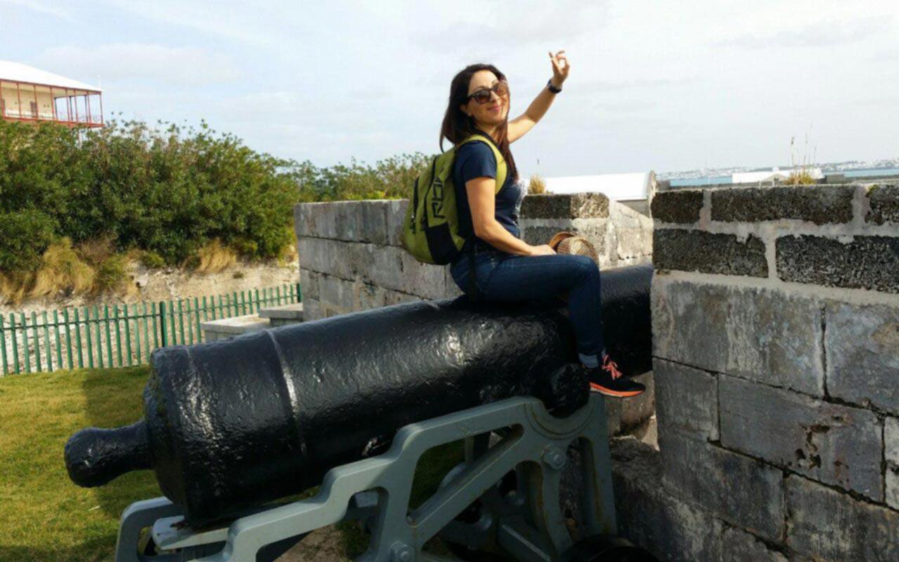 Nadia Themis Blog - Traveling