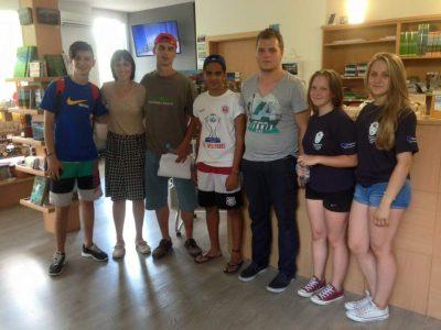 Nadia Themis - Meliselli Foundation Slovenia Trip