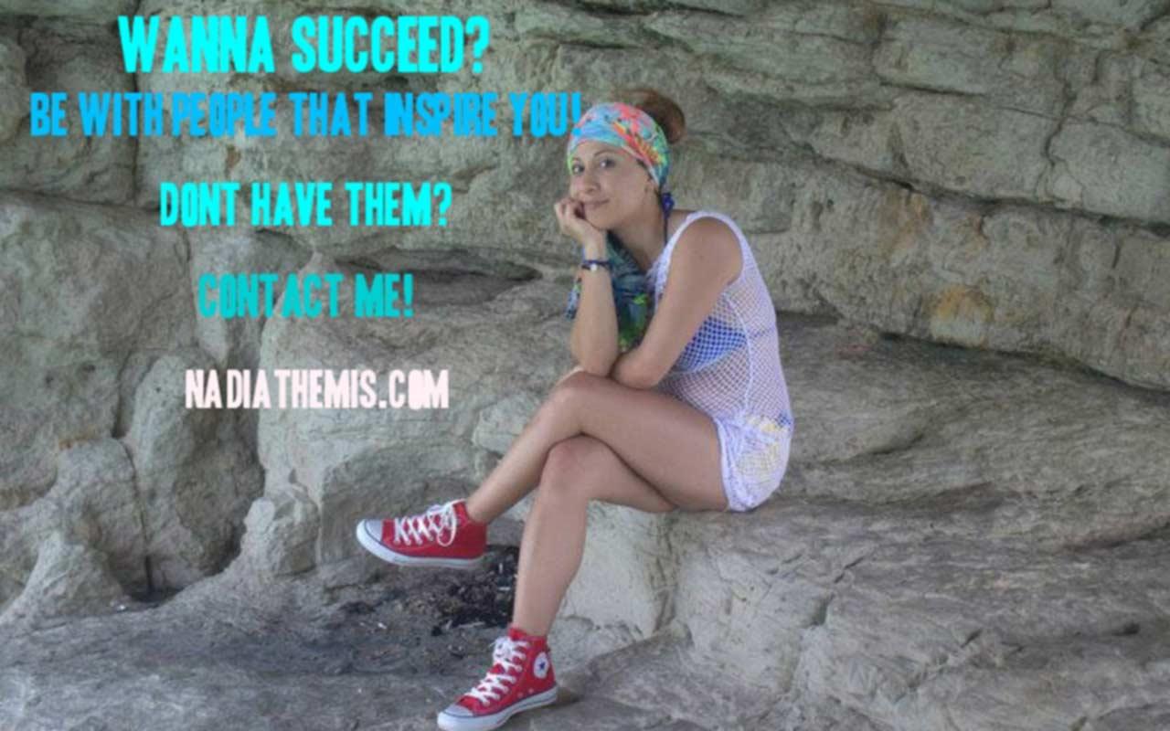 Nadia Themis Blog - Succeed, energy